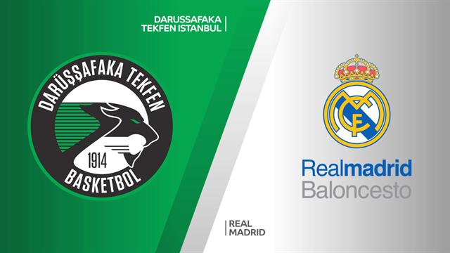 Highlights: Darussafaka Tekfen-Real Madrid 82-86