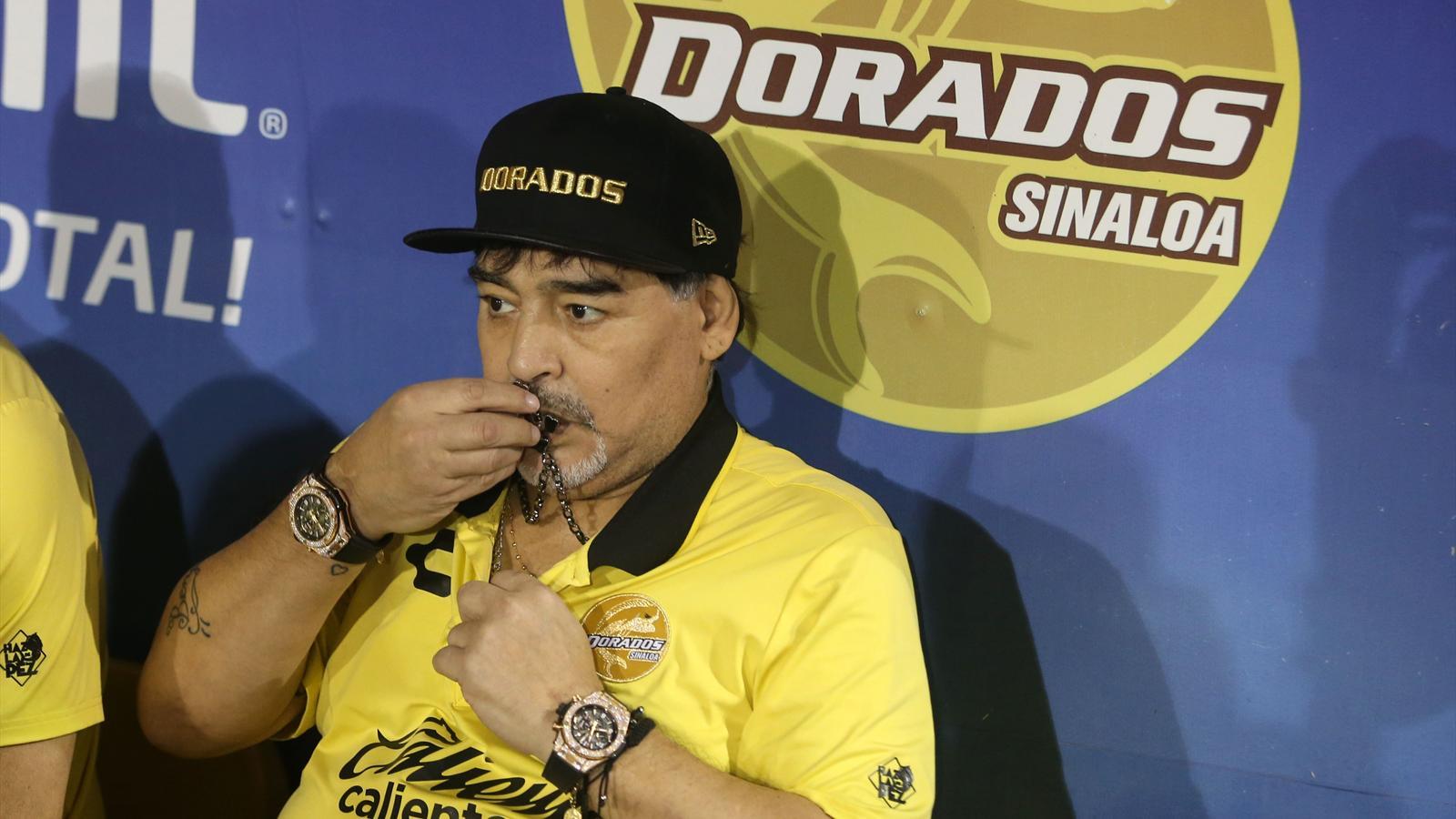 Диего Марадона вызвал Звонимира Бобана на боксерский поединок