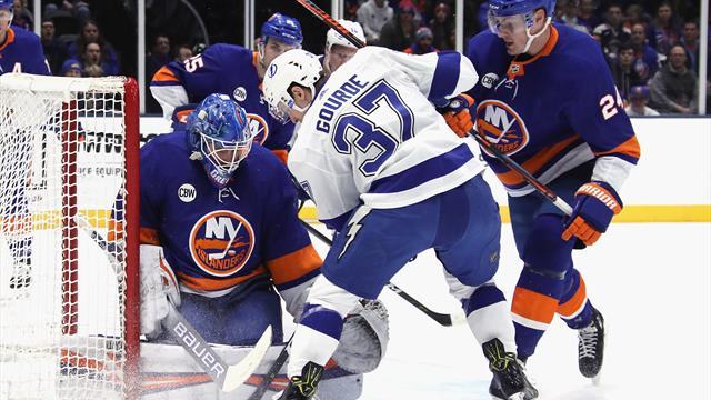 Greiss ganz stark - doch Islanders verlieren Topspiel gegen Lightning
