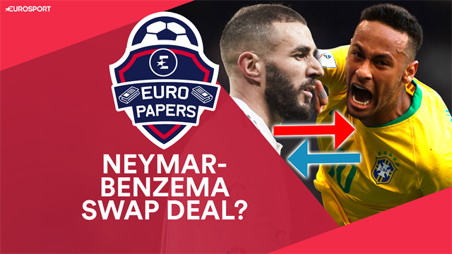 Euro Papers: Real Madrid plan audacious swap deal to lure Neymar from PSG