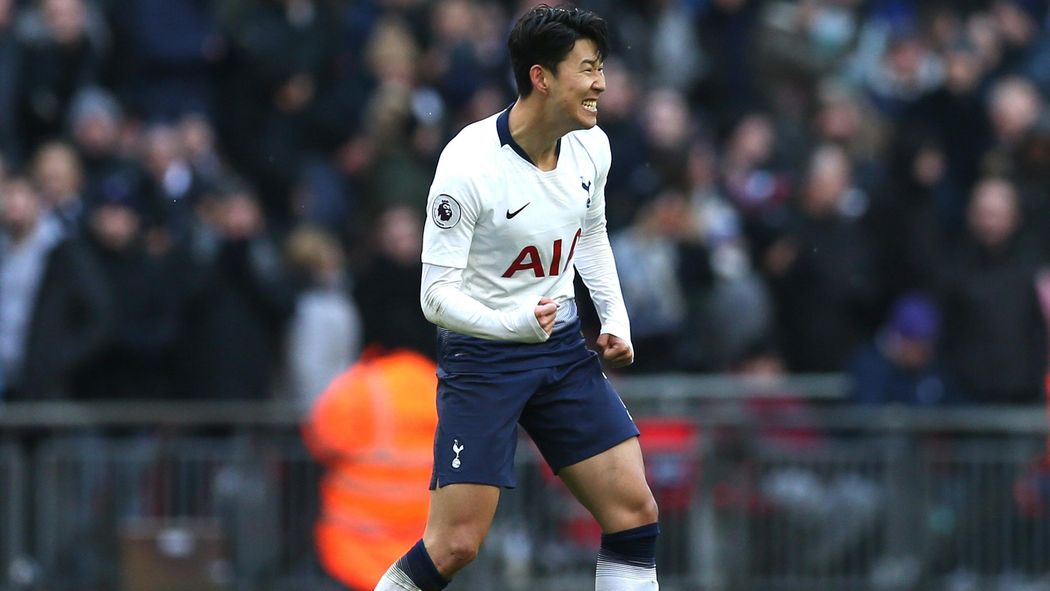 Image result for Heung-min Son