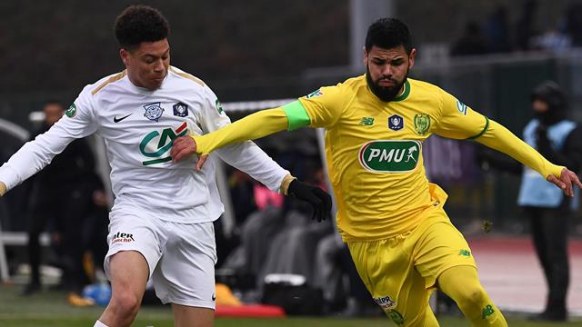 Nantes élimine Vitré et rejoint Paris en demies