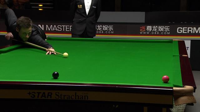 Gilbert makes third world ranking final