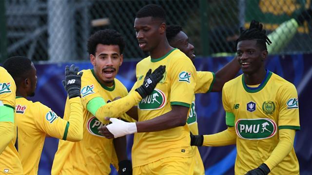 Malgré le drame, Nantes garde la tête haute et jouera les 8e