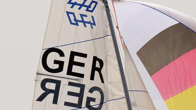 49er-Segler Fischer/Graf beim Weltcup-Auftakt Fünfte
