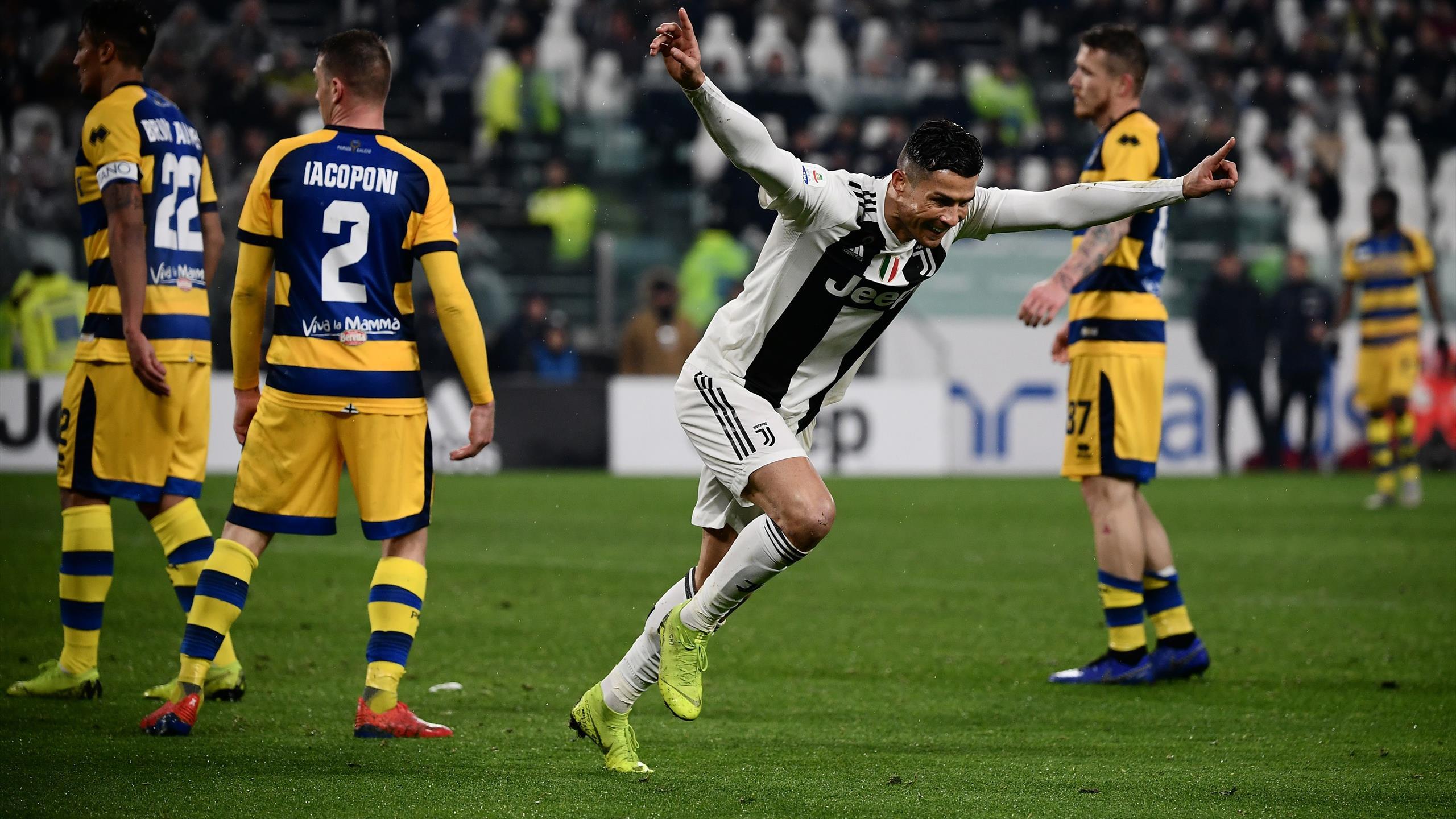 Juventus-Parma in Diretta tv e Live-Streaming - Eurosport