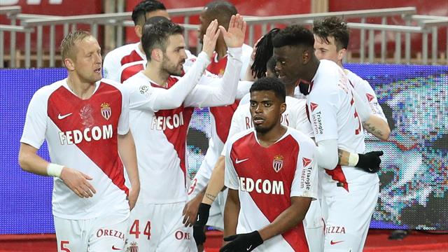 Monaco tient enfin son succès référence, Rennes sur le fil
