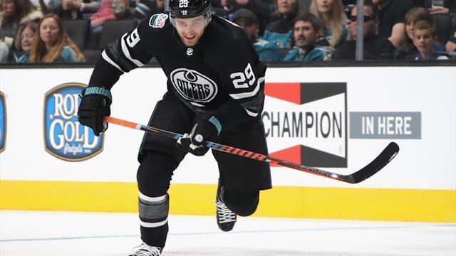 NHL: Draisaitl und Oilers kassieren erneute Pleite