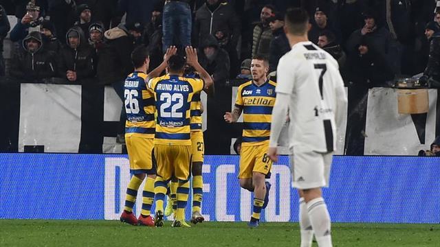 Juventus beffata da Gervinho! Il Parma agguanta il 3-3 nel recupero allo Stadium