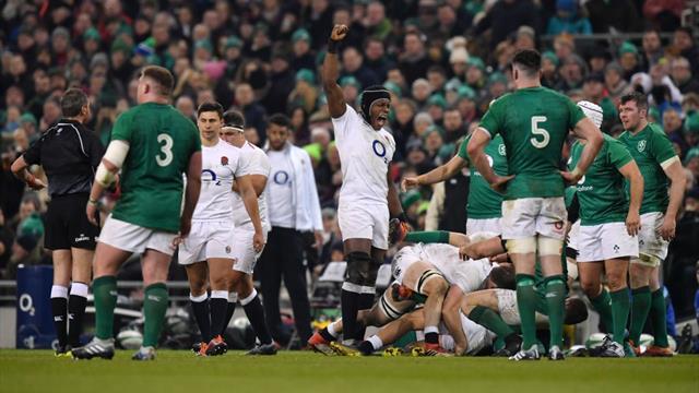 Sei Nazioni 2019: Irlanda-Inghilterra 20-32, gli highlights