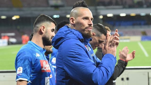 Hamsik se ne va in Cina a 10 milioni a stagione: ecco spiegato l'addio al Napoli