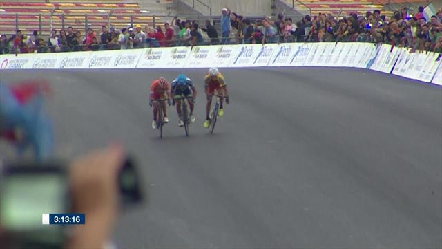Vuelta a San Juan: Tivani claims stunning Stage 6 victory