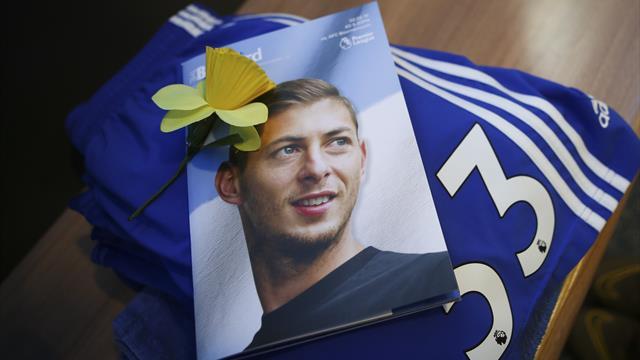 Plane of missing Cardiff striker Sala found
