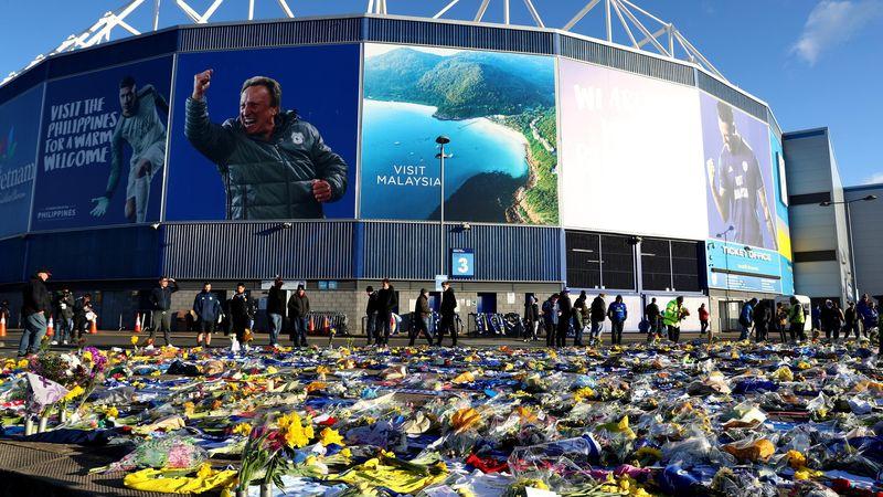 The scene at the Cardiff City Stadium on Saturday