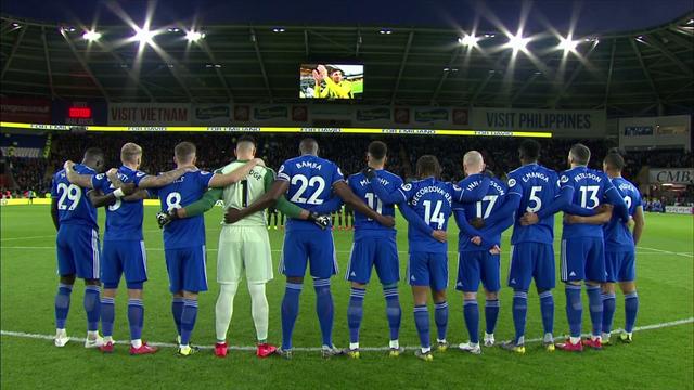 Cardiff host tribute for Emiliano Sala