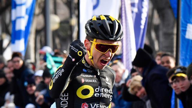 Anthony Turgis vainqueur au sprint — GP La Marseillaise