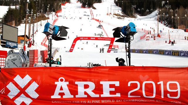 Сбогуваме се с Вон и Свиндал на световното по алпийски ски