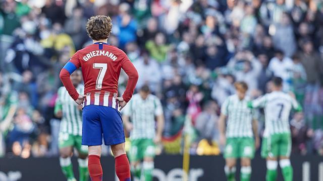 La folle série de l'Atlético prend fin
