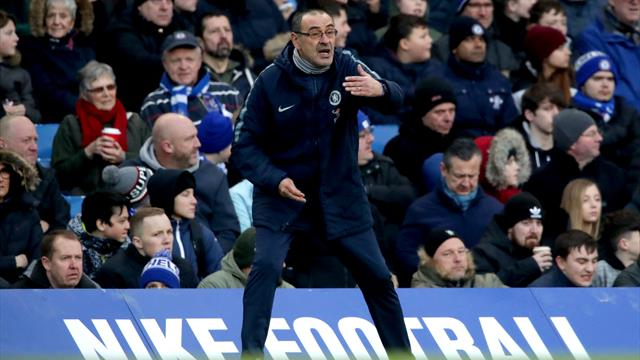 Hasselbaink backs Sarri to deliver success at Chelsea