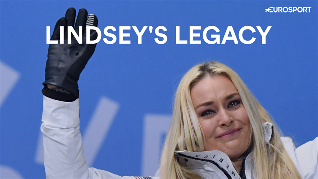 Lindsey's Legacy: Why we'll miss legend Vonn
