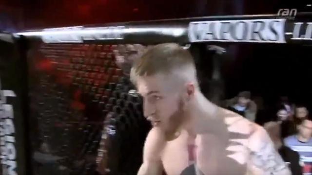 В MMA появился клон Макгрегора. У него такие же походка, стойка, прическа и борода
