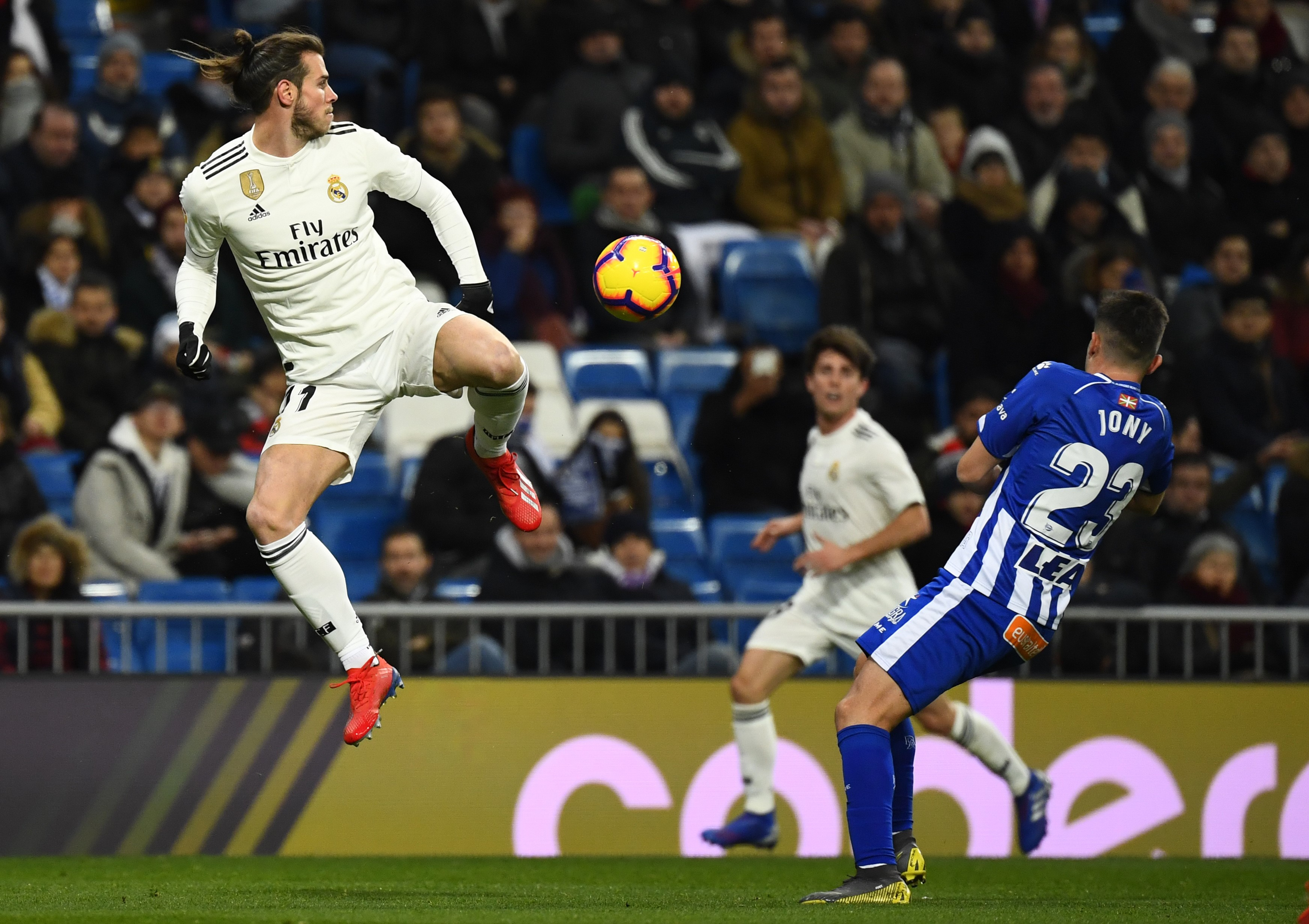 Real Madrid-Alavés Bale