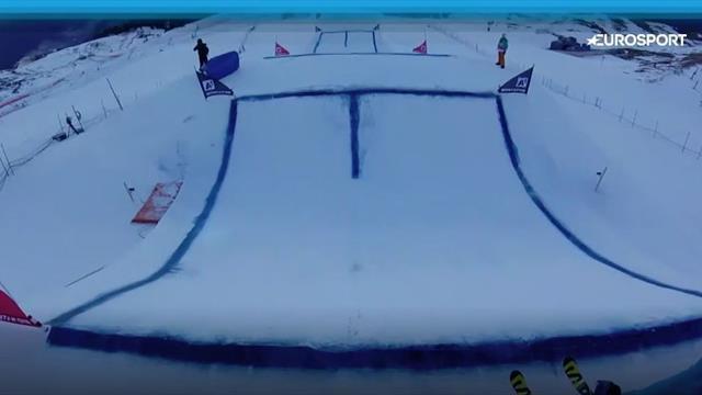 Schanze, Slalom, Eiskanal: Wintersport-Action aus Athleten-Perspektive