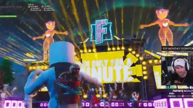 Marshmello устроил 1-ый виртуальный концерт вонлайн-игре Fortnite