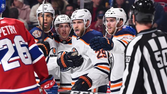 Fünfte Niederlage in Folge für Edmonton - Draisaitl trifft doppelt