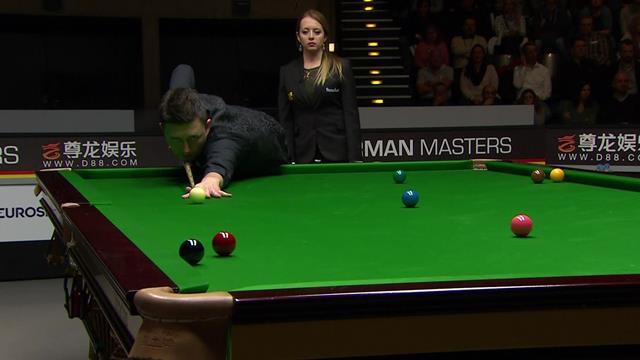 Il German Masters sorride a Kyren Wilson, sconfitto 9-8 David Gilbert in una finale pazza