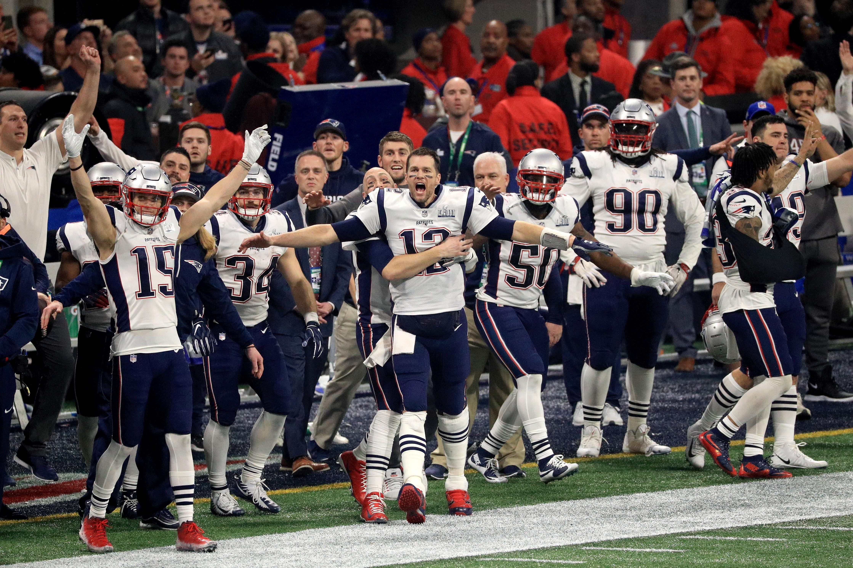 Patriots campeones