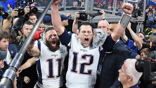 Superbowl 2019: La obra de Brady no tiene fin