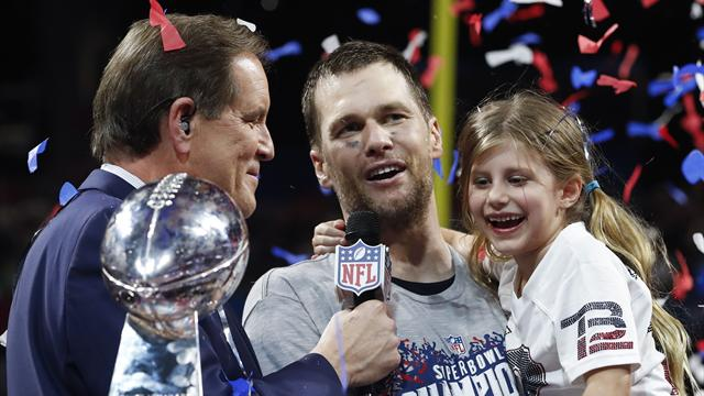 Brady undisputed 'GOAT' with sixth Super Bowl victory