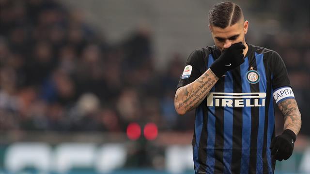 Icardi non convocato per Rapid Vienna-Inter