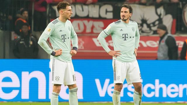 Der LIGAstheniker | FC Bayern, eine Spitzenmannschaft außer Dienst