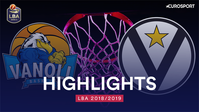 Highlights: Vanoli Cremona-Segafredo Virtus Bologna 87-70