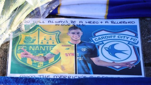 """Le monde du football rend hommage à Sala : """"Repose en paix Guerrier"""""""