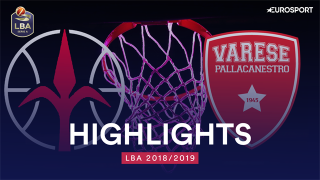Highlights: Alma Trieste-Openjobmetis Varese 96-104