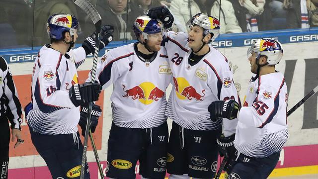 Eishockey-Europapokal: Füssen, DEG und Haie im Finale