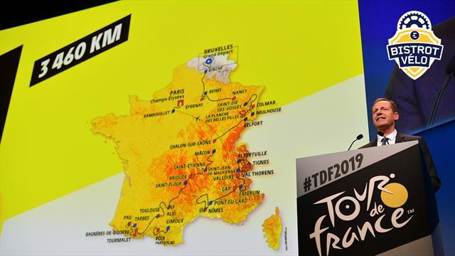 """Pineau sur les invitations du Tour : """"Il y a beaucoup de monde dans le bureau de Prudhomme..."""""""
