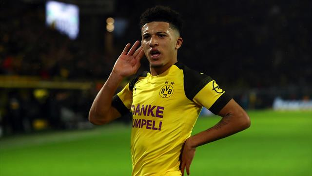 BVB whizkid Sancho: 'Crazy' number of clubs wanted me class=