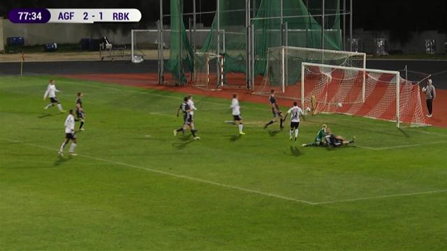 Se sammendraget: Rosenborg tapte mot AGF