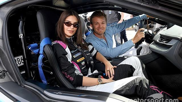 Rosberg realizará un festival ecológico en la ronda de la Fórmula E en Berlín