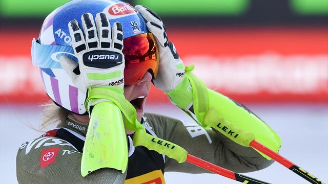 Mundiales Are 2019: Shiffrin hace buenos los pronósticos y conquista el oro en el Supergigante