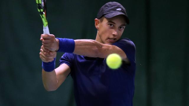 Ruben Bemelmans éliminé par Marcos Baghdatis au premier tour — ATP Montpellier