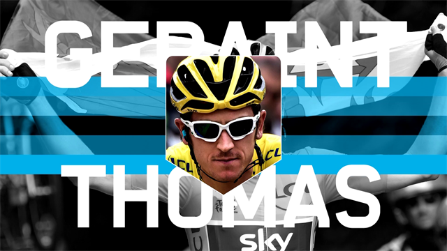 Get To Know: Geraint Thomas