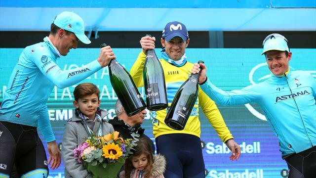 Ciclism: Turul Comunității Valenciene deschide sezonul european pe Eurosport