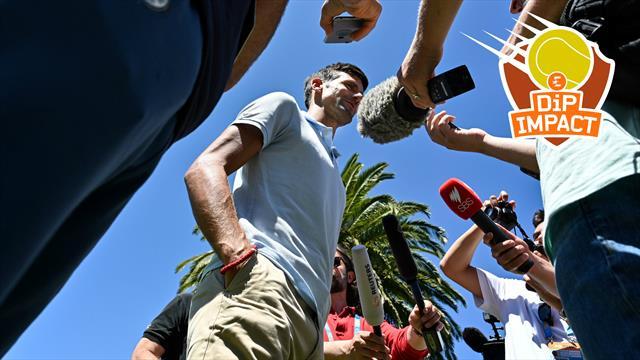 """Di Pasquale : """"Djokovic jouera-t-il la Coupe Davis pour l'argent ? Je n'y crois pas"""""""