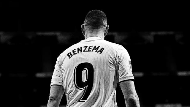 Benzema, légende de l'ombre