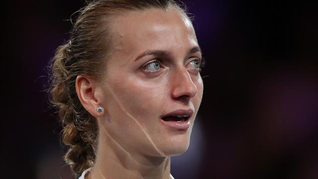 """Kvitova sagt vor Gericht aus: """"Ich habe geschrien, überall war Blut"""""""